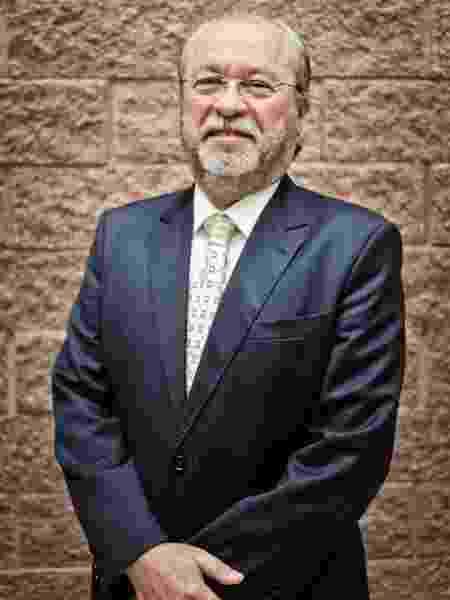 O advogado criminalista Cândido Albuquerque, 62 - Arquivo Pessoal