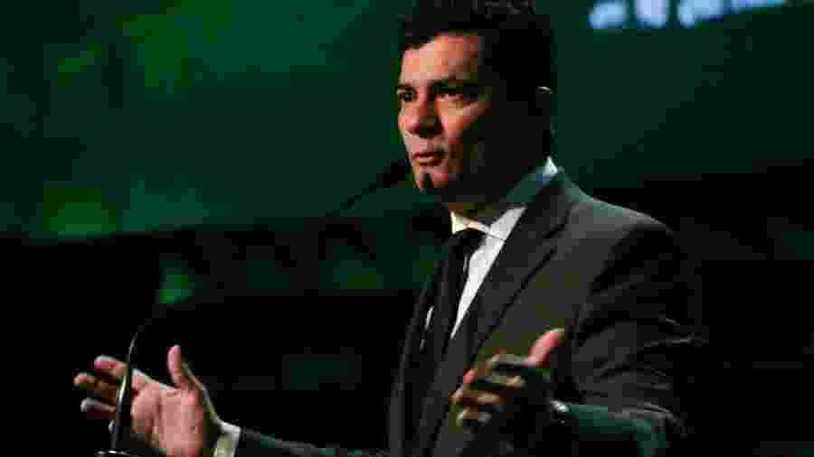 O ministro Sérgio Moro - Leco Viana/Estadão Conteúdo