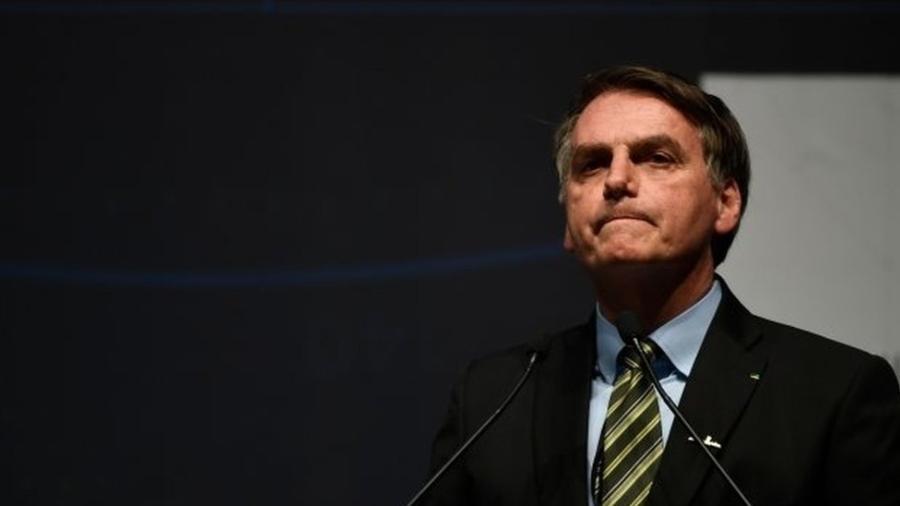 Presidente Jair Bolsonaro - AFP