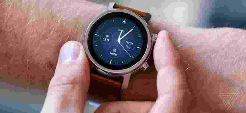 Novo smartwatch Moto 360 será lançado em dezembro - Reprodução/Amelia Holowaty Krales/The Verge