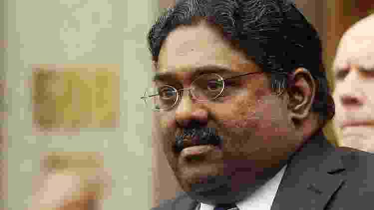 Raj Rajaratnam passou oito anos na cadeia - Getty Images - Getty Images
