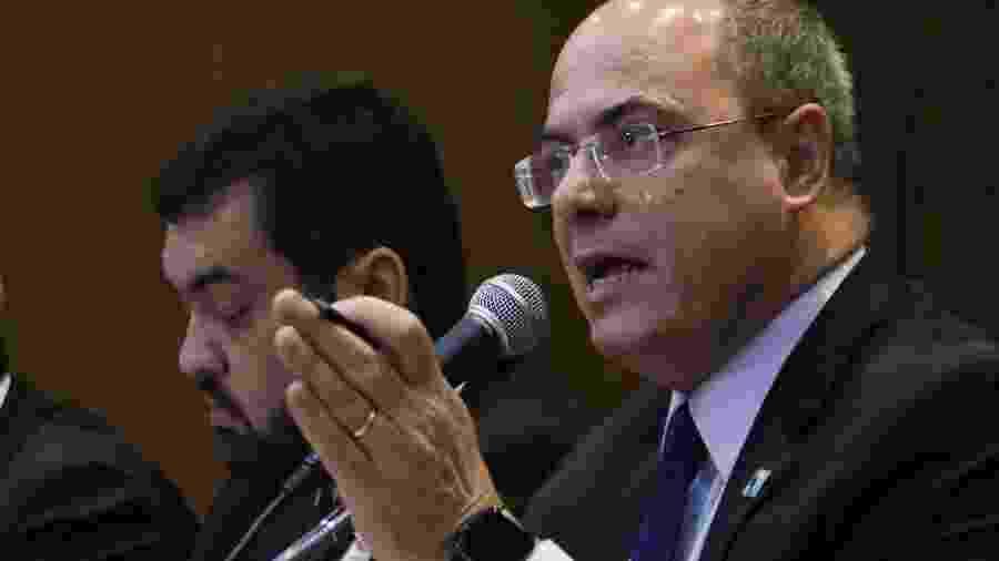 O governador do Rio de Janeiro, Wilson Witzel - Dikran Junior/Futura Press/Estadão Conteúdo