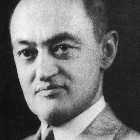 Joseph Schumpeter nasceu em 1883 e morreu em 1950 - Getty Images