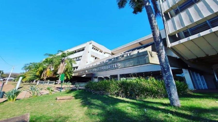 Biblioteca da Unicamp (Universidade Estadual de Campinas), interior de São Paulo - Reprodução/Facebook
