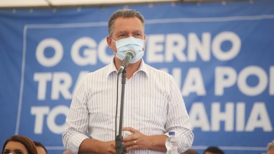 """Governador da BA também alertou que o cenário da pandemia de covid-19 no estado entrará em uma """"situação dramática"""" - Reprodução/Facebook"""