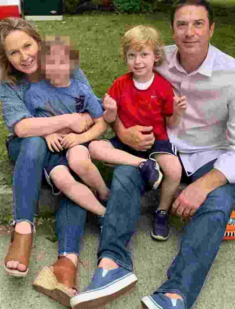 Família 80 mil reais prejuízo - Reprodução/Facebook/Jessica Johnsson - Reprodução/Facebook/Jessica Johnsson