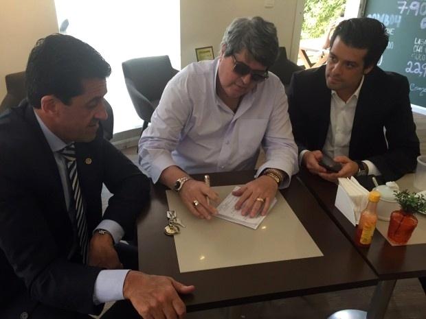 Datena se filia ao PP para concorrer à Prefeitura de São Paulo