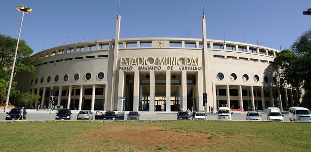 Pacaembu foi mantido como palco do jogo, mas horário sofreu alteração