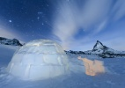 O gelo que esquenta: os engenhosos segredos dos iglus - Jean-Christophe Bott/EFE