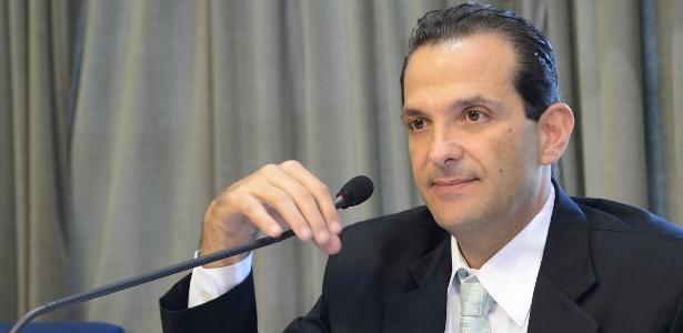 O deputado estadual Edmir Chedid (DEM-SP), 2º secretário da Assembleia Legislativa de São Paulo