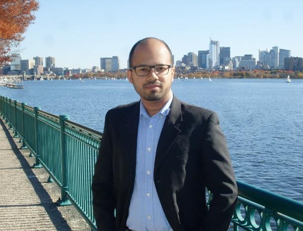 Dejanir Silva, 32, ex-estudante de escola pública que se formou em economia e fez mestrado na USP, doutorado no MIT e dá aulas nas universidades de Princenton e Illinois