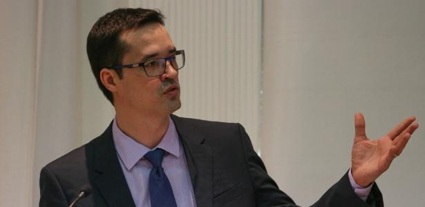 14.set.2016 - O procurador da República, Deltan Dallagnol, coordenador da força-tarefa da Operação Lava Jato