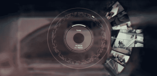 Memórias ficam até organizadas para serem acessadas em episódio de Black Mirror - Reprodução