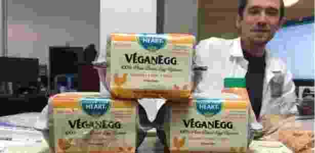 """A Follow Your Heart vende """"ovos veganos"""", um produto que substitui os ovos - Divulgação - Divulgação"""
