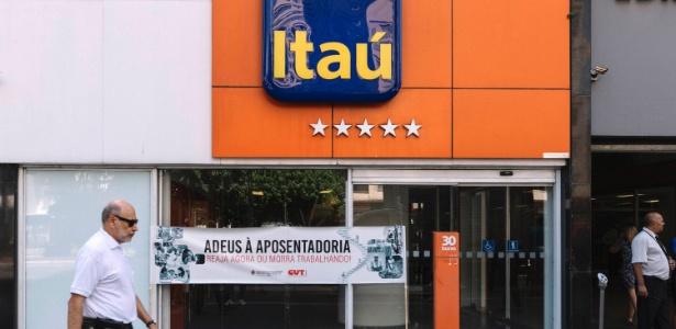 SP: na avenida Paulista, bancos estão fechados - Guilherme Stutz/Futura Press/Estadão Conteúdo