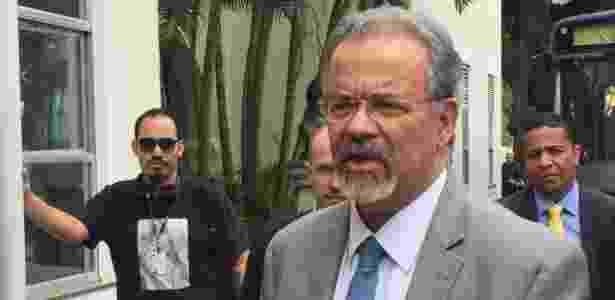 Em nota, Planalto diz que Jungmann está a par do crime - Luis Kawaguti / UOL