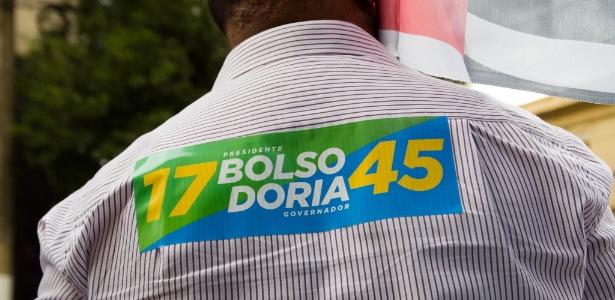 """""""BolsoDoria"""", promovido por Doria no 2º turno, não decolou entre deputados do PSL"""