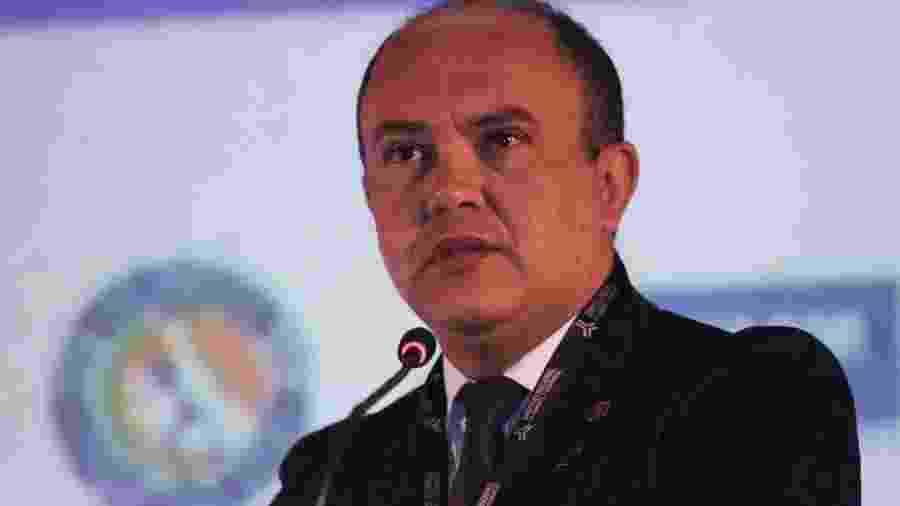 O delegado Edvandir Felix de Paiva, presidente da Associação Nacional dos Delegados de Polícia Federal (ADPF) - Divulgação