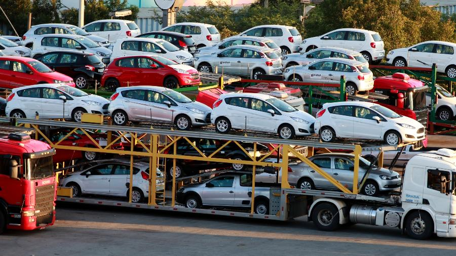 Resultado de imagem para Vendas de veículos agencia brasil