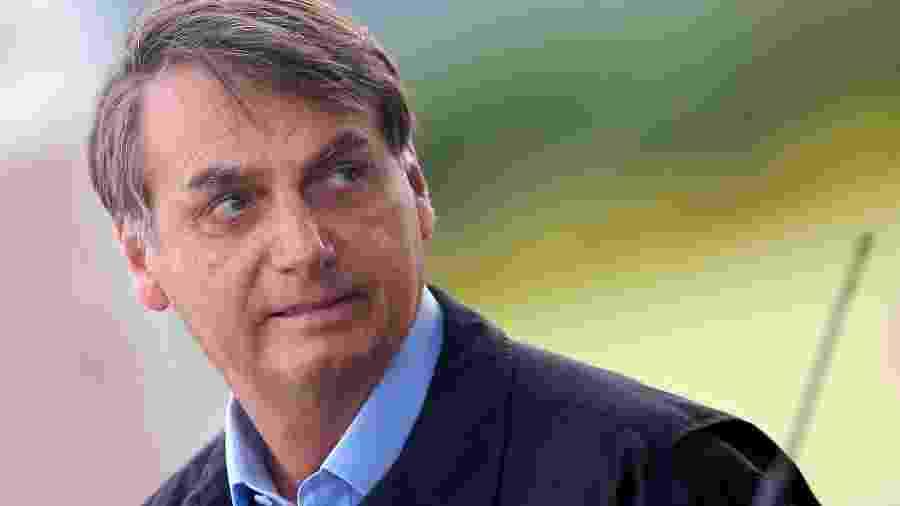 """""""O senhor está completamente desinformado"""", disse o presidente dirigindo-se ao governador de São Paulo - Reuters"""