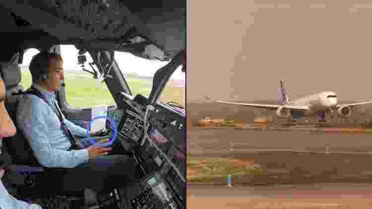 Airbus faz decolagem autônoma - Divulgação - Divulgação