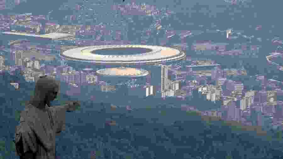 Rio projeta volta do público aos estádios em breve - RICARDO MORAES