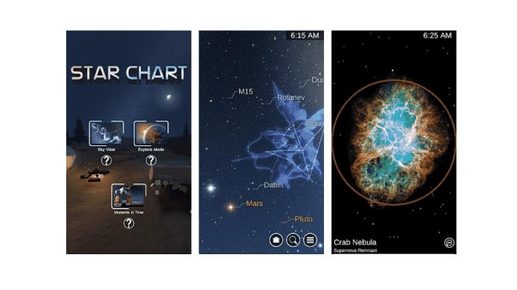 Star Chart - baixe estes apps - Reprodução - Reprodução