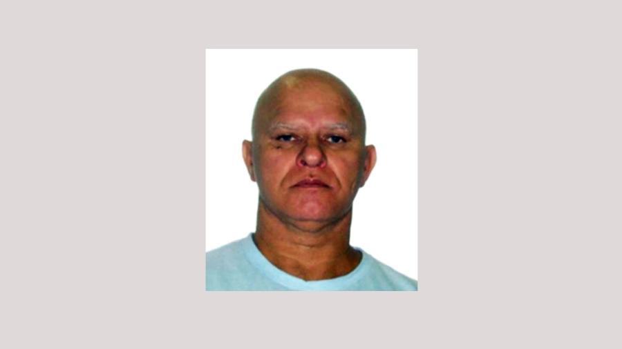 Francisco Teotônio da Silva Pasqualini, o Véio, 56, é considerado no sistema prisional um dos maiores assaltantes do país - Reprodução