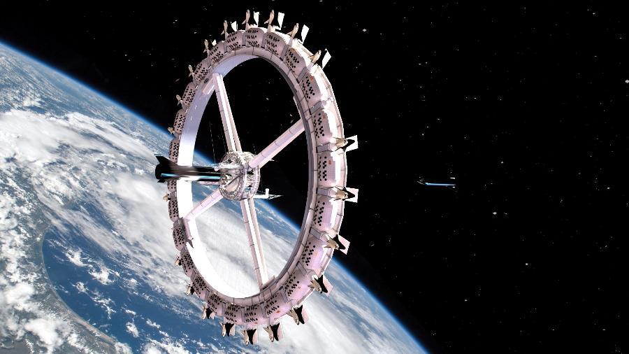 Projeto da Voyager Station - Voyager Station/Divulgação