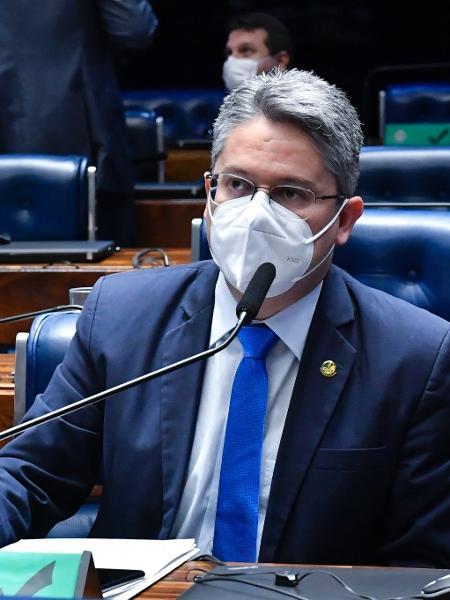 O senador Alessandro Vieira (Cidadania-SE) quer a ampliação do escopo da CPI da covid-19 - Waldemir Barreto/Agência Senado