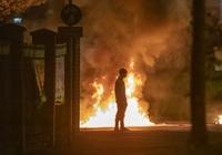 3.abr.2021 - Paul Faith/AFP