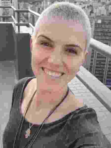 Ana Paula Campestrini, de 39 anos, morreu ao chegar em condomínio, em Curitiba - Arquivo Pessoal - Arquivo Pessoal