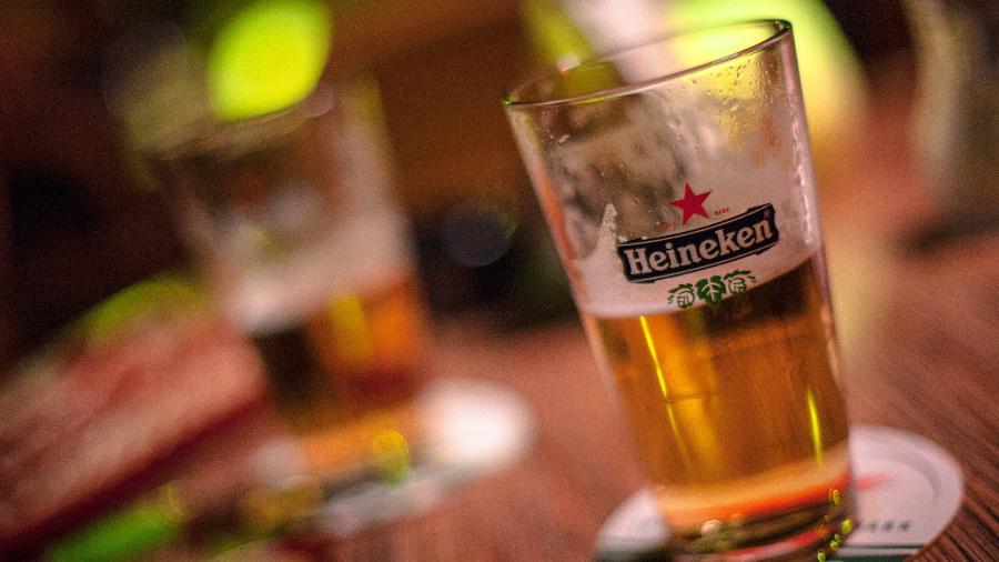 Logotipo da Heineken, a segunda maior cervejaria do mundo - Getty Images/MoreISO