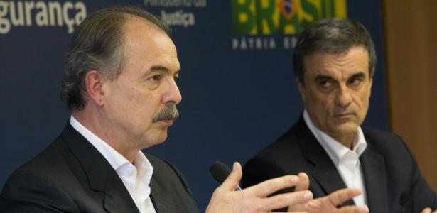 Comissão vai apurar conduta de Aloizio Mercadante e José Eduardo Cardozo - Ed Ferreira/Folhapress