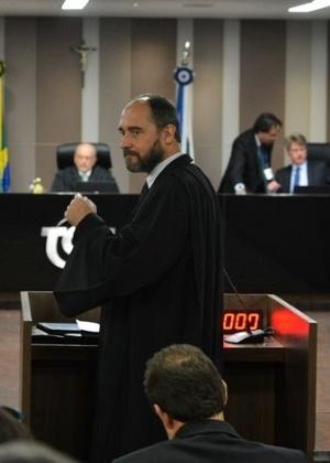 O ex-advogado-geral da União, Luís Inácio Adams