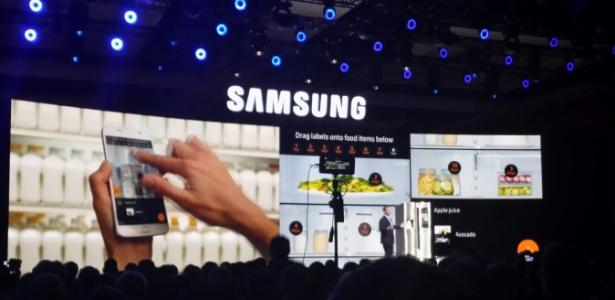 Samsung renovou linha de produtos na CES 2016