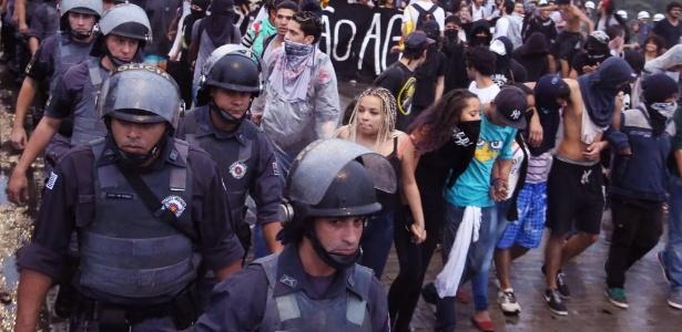 MPL marcou para terça-feira nova manifestação contra reajuste das tarifas de transporte coletivo