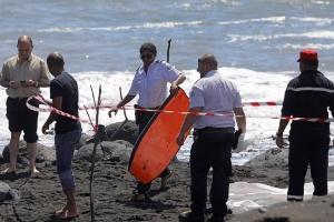 Surfista morre por ataque de tubarão em ilha francesa (Foto: Rhicard Bouhet/ AFP)
