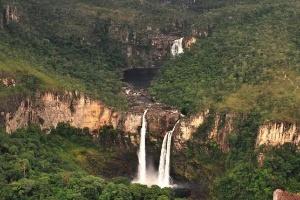 Como as raízes do Cerrado levam água a torneiras de todas as regiões do Brasil (Foto: Nelson Yoneda/ICMBio)