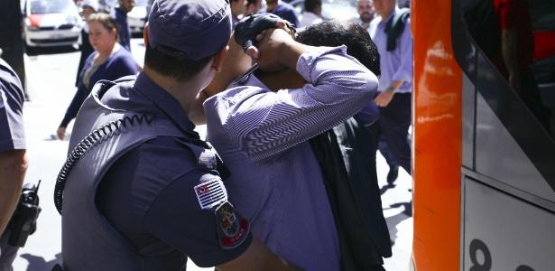 Punição a PM ocorreu graças à denúncia da vítima; registro de assédios nos transportes subiram 650%, segundo dados da Secretaria da Segurança Pública, nos últimos 5 anos
