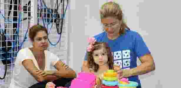 Estímulos diários sensoriais fizeram a diferença no tratamento - Romero Moreira de Araújo/Ipesq