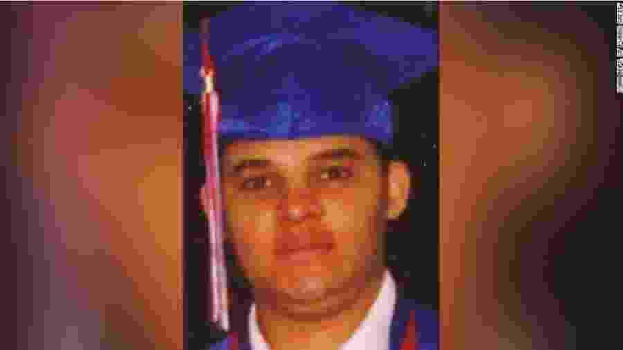 Larry Ely Murillo-Moncada desapareceu em novembro de 2009 - Reprodução/CNN