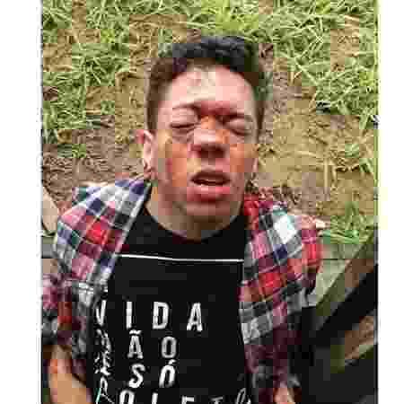 O ator Marcello Santana acusou um motorista de ônibus da SPTrans de agressão e homofobia - Reprodução/Instagram