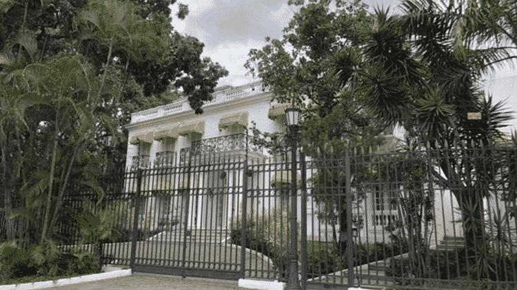 O preço médio de uma casa na região passa de R$ 4,2 milhões - NORBERTO PAREDES