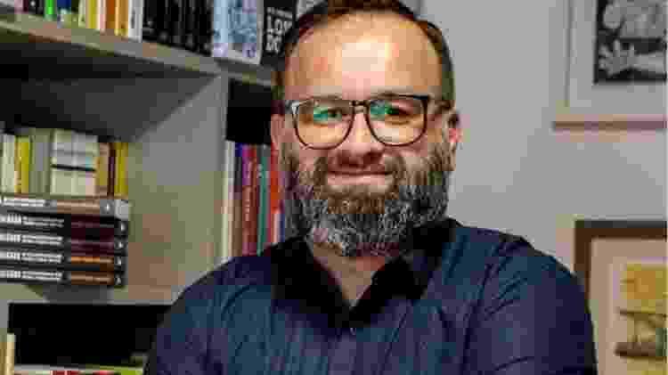 """Leandro Pereira Gonçalves é professor do departamento de História da Universidade Federal de Juiz de Fora e autor do livro """"Plínio Salgado: um católico integralista entre Portugal e o Brasil (1895-1975)"""" - Arquivo pessoal"""