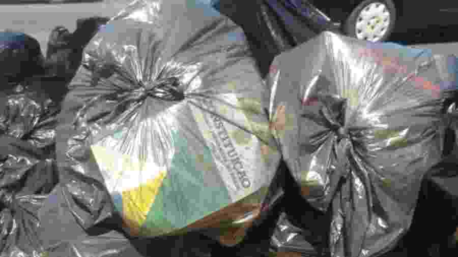 Lava Jato mandou a Constituição e o estado de direito para o lixo e o país para o brejo. É preciso resgatá-los - Reprodução