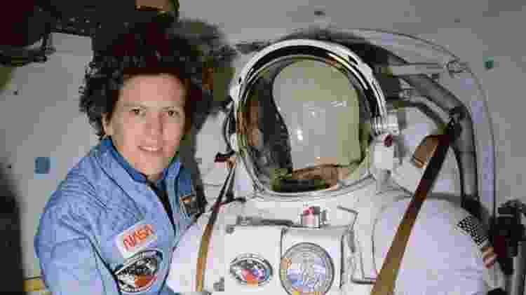 Kathy Sullivan, ex-astronauta da Nasa - Nasa - Nasa