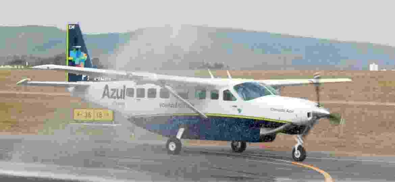 A Azul lançou sua nova subsidiária para o mercado de voos regionais: a Azul Conecta.  - Divulgação/Azul