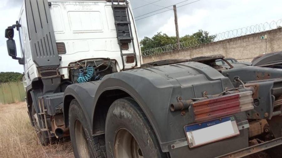 Carga tinha como destino Belo Horizonte (MG) - Divulgação/Polícia Civil