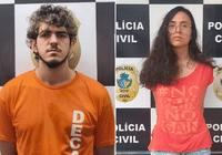 Reprodução/TV Anhanguera/Polícia Civil de Goiás